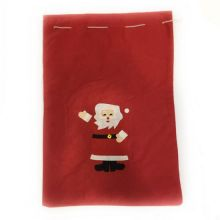 Новогодний мешок для подарков, 50х70 см, Дед Мороз