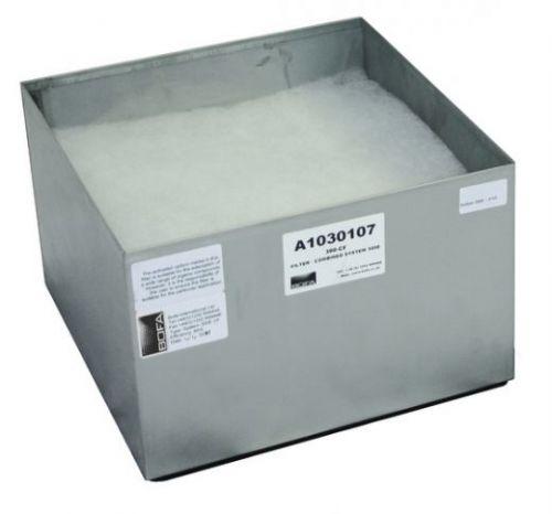 Фильтр Bofa V300E-CF (комбо-фильтр ASHRAE/GAS)