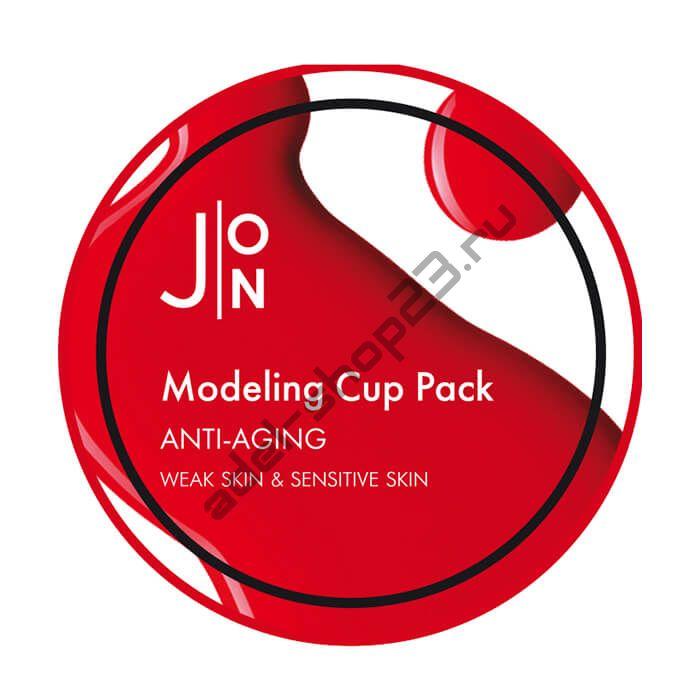 J:ON - Альгинатная антивозрастная маска Anti-Aging Modeling Pack