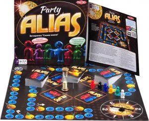 Alias: Вечеринка (Алиас: Вечеринка)