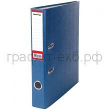 Файл А4 5см Berlingo синий/карман АМ4613