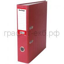 Файл А4 7см Berlingo бордовый/карман АМ4515