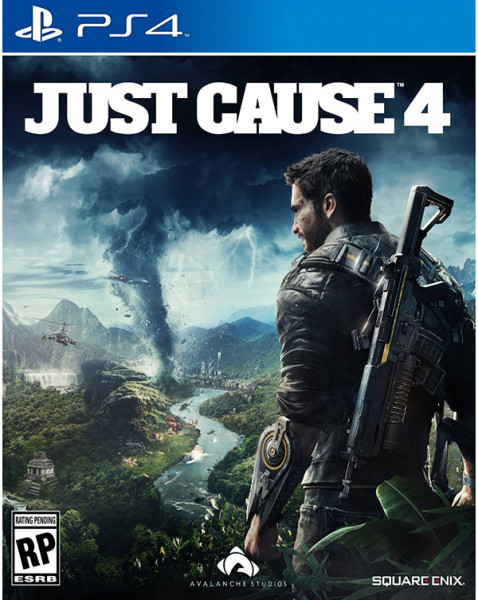 Игра Just Cause 4 (PS4)