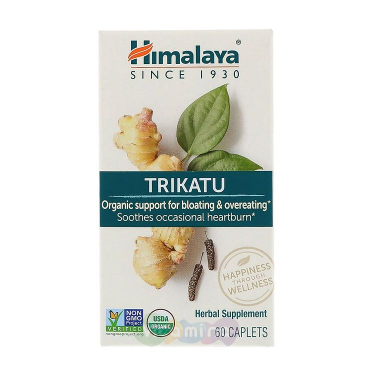 Himalaya Трикату Trikatu, 60 капс
