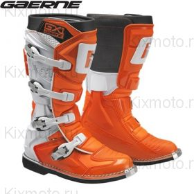 Ботинки Gaerne GX-1 Goodyear MX, Оранжевые