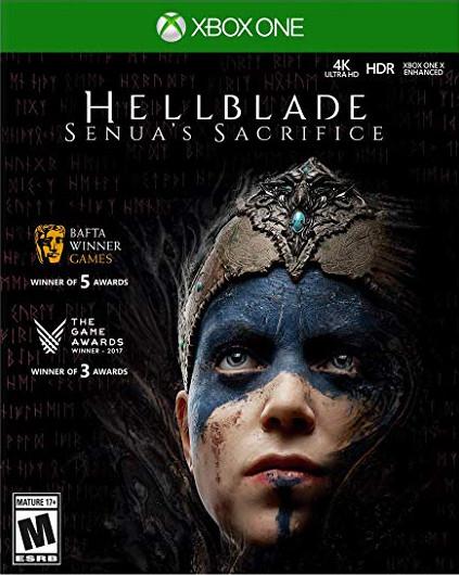 Игра Hellblade: Senua's Sacrifice (Xbox One)