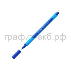 Ручка шариковая Schneider Edge VG трехгранная M 1,0мм синяя 152103
