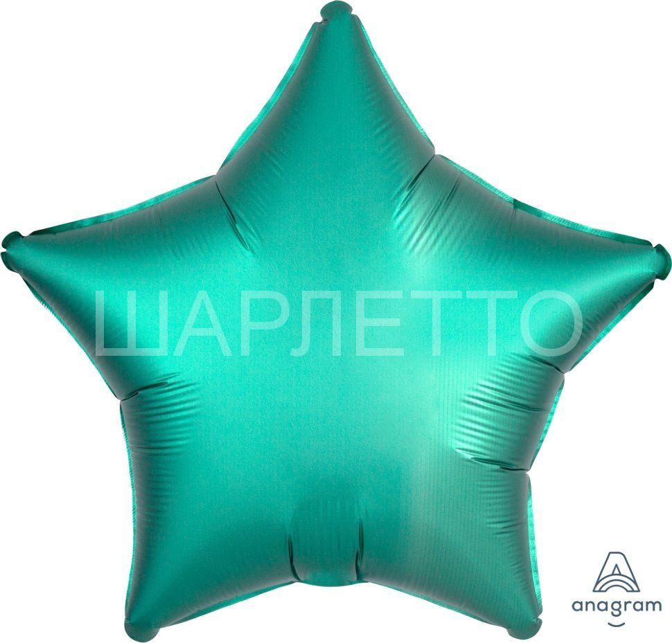 Звезда Сатин Нефрит