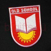 Патч Old school младшая школа