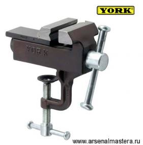 Тиски слесарные 45 мм York Minor 45 US М00007634