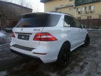 Автопрокат внедорожника Mercedes ML в Мосвке