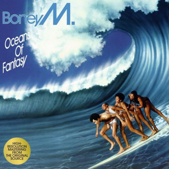 BONEY M.  Oceans Of Fantasy 1979 (2017)