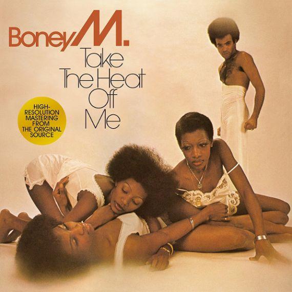 Boney M. 1976-Take The Heat Off Me (2017)