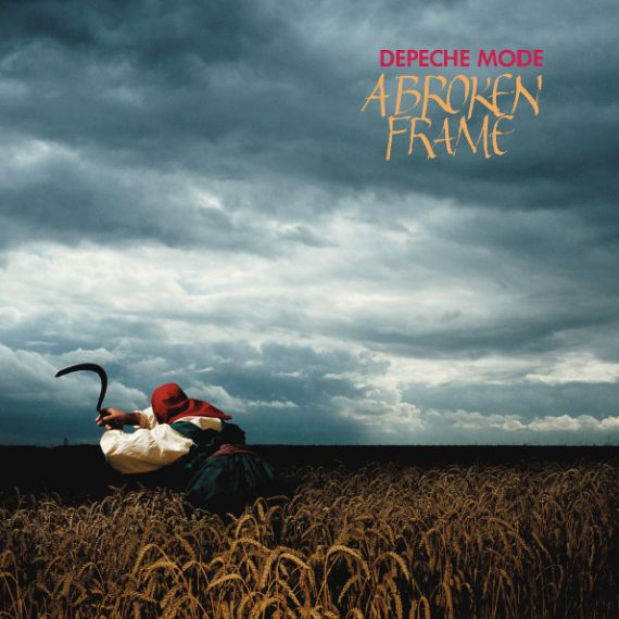 Depeche Mode 1982-A Broken Frame (2016)