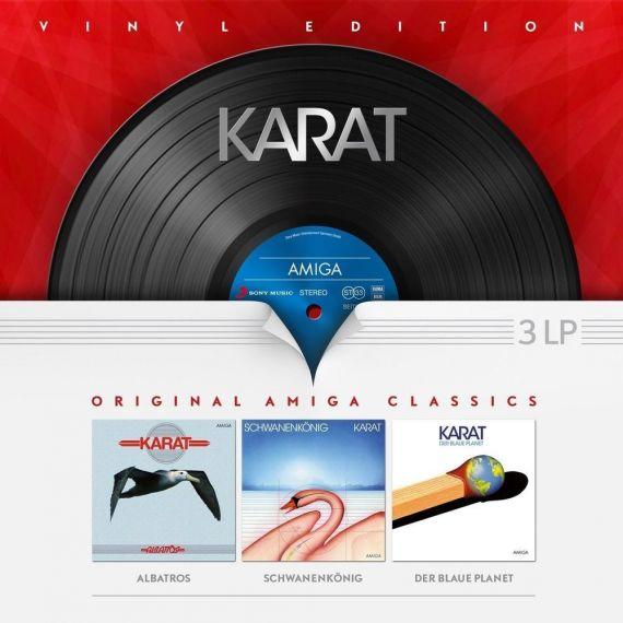 KARAT  Karat (79,80,82) 2018 (3LP Box Set)