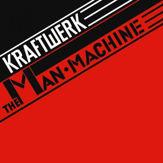 Kraftwerk 1978-The Man Machine (2009)