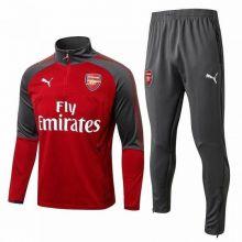 Футбольный тренировочный костюм Арсенал