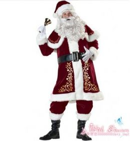 Костюм Деда Мороза карнавальный