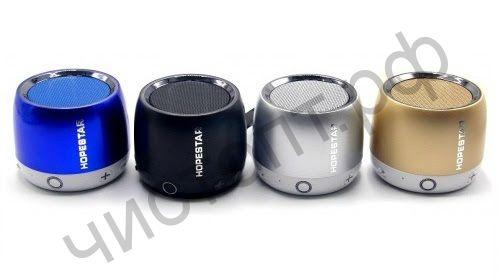 Колонка универс.с радио HOPESTAR H17 USB SD аккумулятор