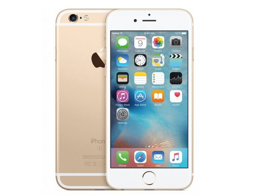 Apple iPhone 6S 16GB золотой