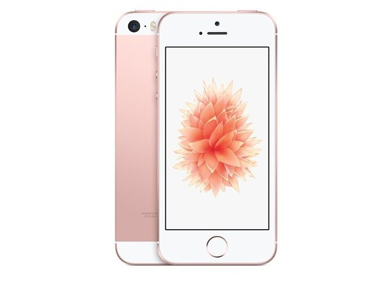 Apple iPhone SE 64GB розовый