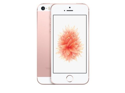 Apple iPhone SE 128GB розовый