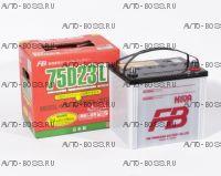 Аккумулятор FB SUPER NOVA  FB 75D23L  Ёмкость 65 Ah, пусковой ток 620 А, 230x169x225