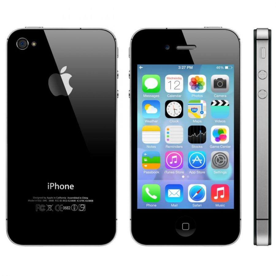 Apple iPhone 4S 8 Gb черный