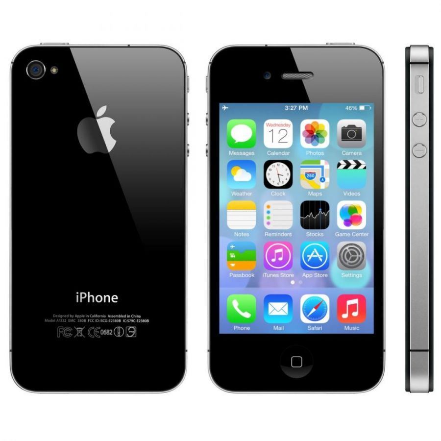 Apple iPhone 4S 16 Gb черный