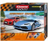 Автотрек Carrera GO!!! Highway Chase 62430