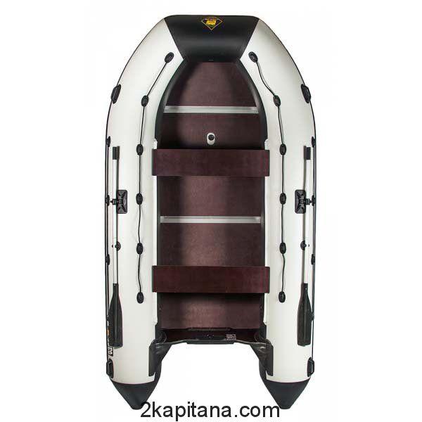 Надувная моторная лодка Ривьера 3800 СК Максима