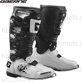 Ботинки Gaerne SG-10 мод.2019г., Чёрно-белые