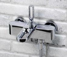 Смеситель для ванны Wasserkraft Kammel 1801