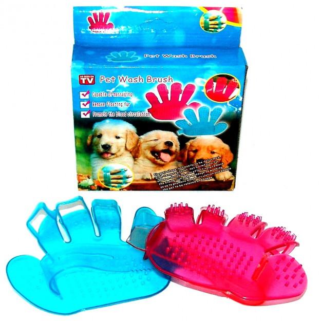 Щетка для мытья животных Pet Wash Brush