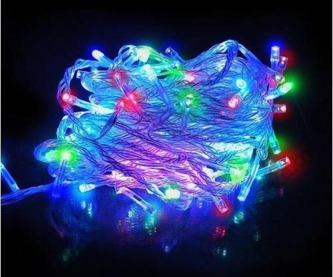 Светодиодная гирлянда 400 LED 19м
