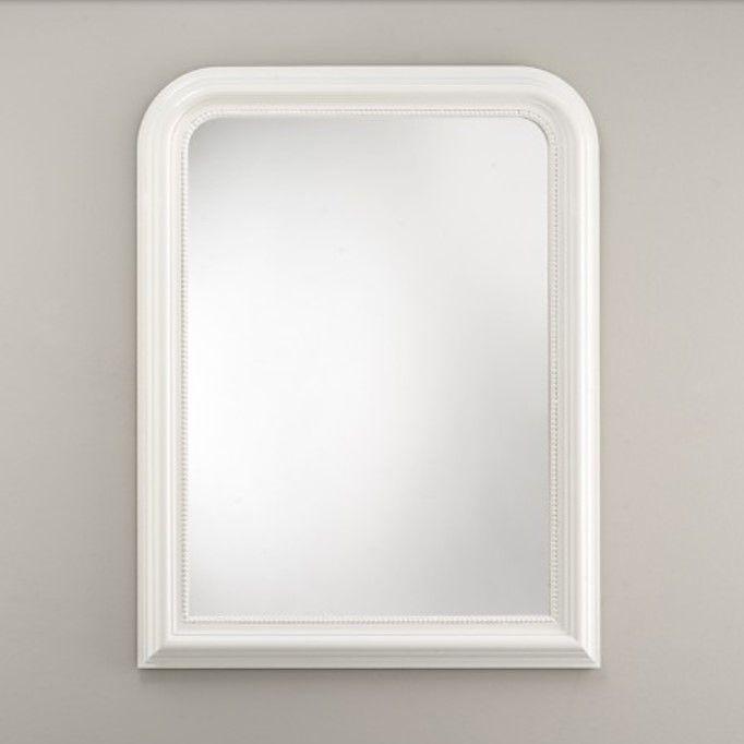 Зеркало в ванную Devon&Devon White Madame 74х94 ФОТО