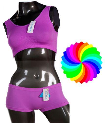 Комплект нижнего белья для женщин бесшовный Singwear 44-48 SW010