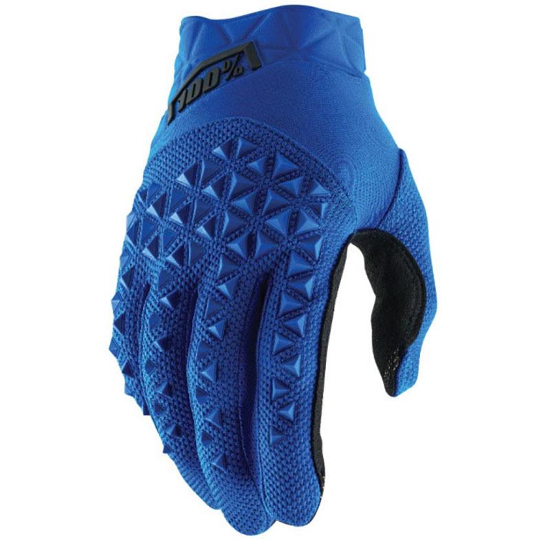 100% - Airmatic Blue/Black перчатки, черно-синие