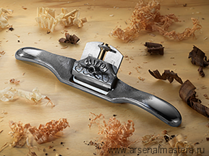 Стружок Clifton N650 Curved Bottom Straight Spokeshave М00013351