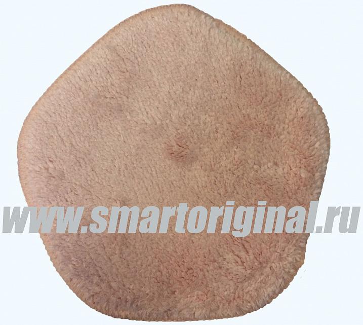 Smart Microfiber Губка для посуды розовая