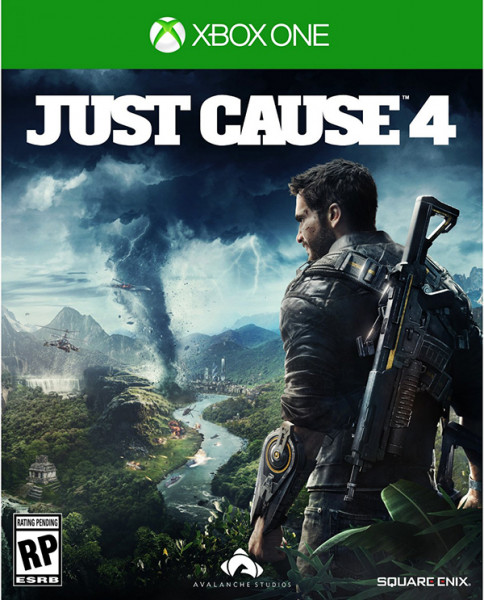 Игра Just Cause 4 (Xbox One)