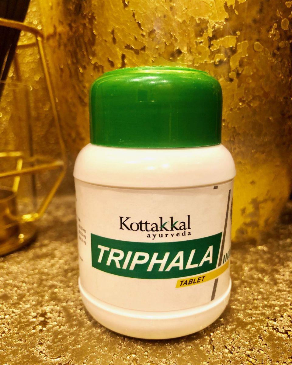Kottakkal Arya Vaidya Sala Triphala Tablets,60 таб