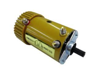 Мотор Golden Power для спортивных лебедок