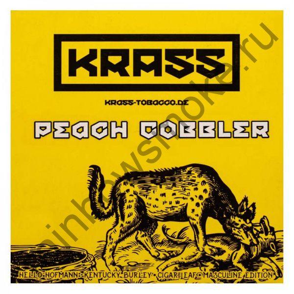 Krass M-Line 100 гр - Peach Cobbler (Персиковый Пирог)
