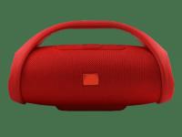 Портативная беспроводная колонка Boombox mini (Красный)