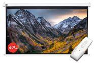 Экран моторозированный SCPSM-400x225FG