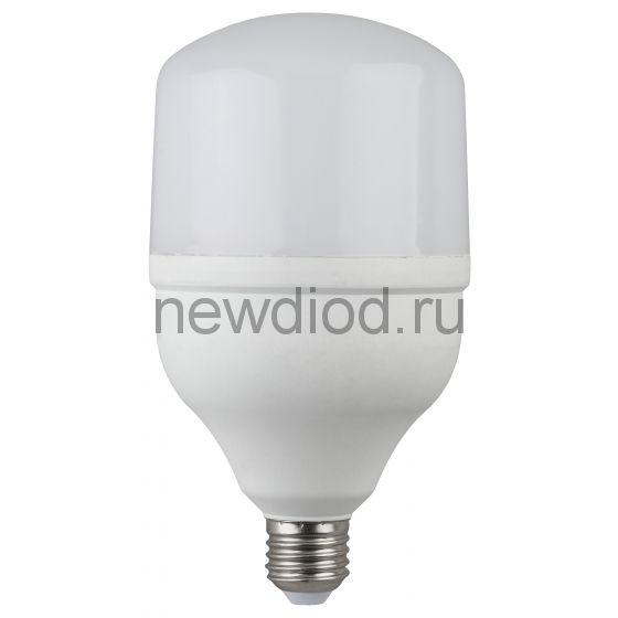 Лампы СВЕТОДИОДНЫЕ POWER LED POWER T100-30W-4000-E27  ЭРА (диод, колокол, 30Вт, нейтр, E27)