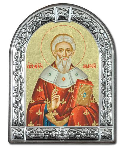 Икона Святой Андрей Критский (Греция)