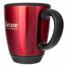 Кружка-термос настольная нержавеющая сталь LaPlaya DFD 2040 Red 0,44 L 560090