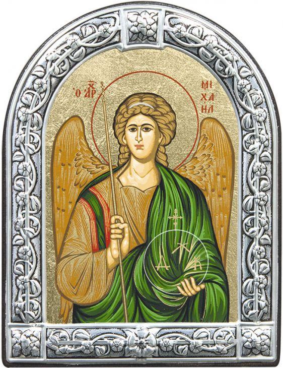 Икона Архангел Михаил (Греция, 13х10 см.)